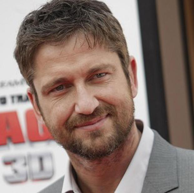 Gerard Butler re-recorded his scenes to make his accent stronger