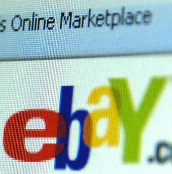 Online auctioneer eBay is expanding its European headquarters in Dublin