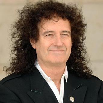 Brian May is opposing plans for a badger cull