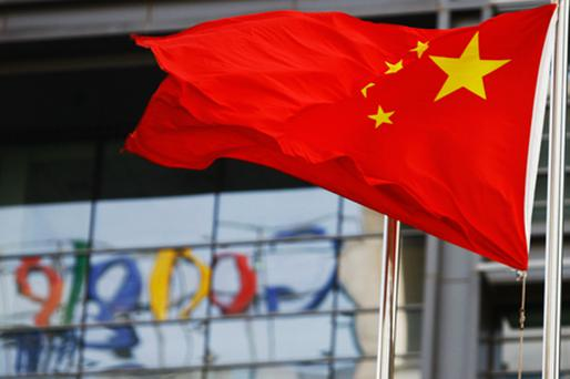 Officials in Beijing had been expected to step in to stop users being redirected to Google's Hong Kong website. Photo: Getty Images