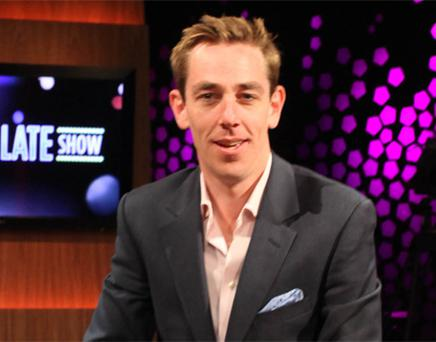 Ryan Tubridy. Photo: Collins Photo Agency