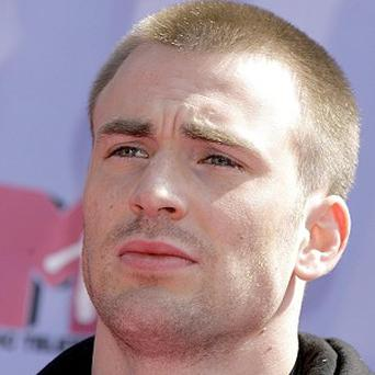 Chris Evans will play Captain America