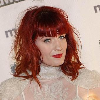 Florence Welch suffered from depression while writing Lungs