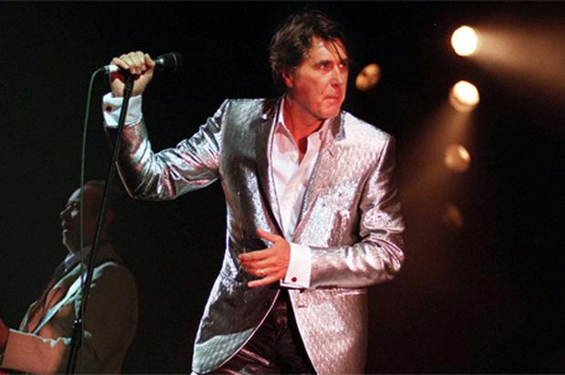 Bryan Ferry first blazed a trail through the British rock scene as the frontman of Roxy Music