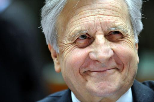 European Central Bank president Jean-Claude Trichet. Photo: Bloomberg News