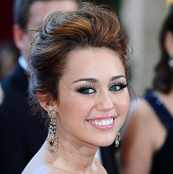 Miley Cyrus said her new film was a good 'stepping stone'