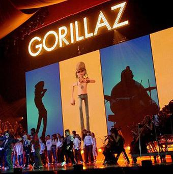 Gorillaz have announced dates for their Plastic Beach shows