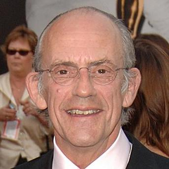 Christopher Lloyd would like to time travel to the future