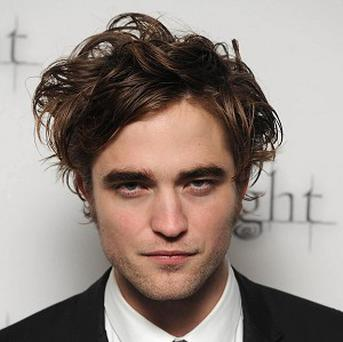 Novels behind the Robert Pattinson (pictured) films weren't read by Billy Burke