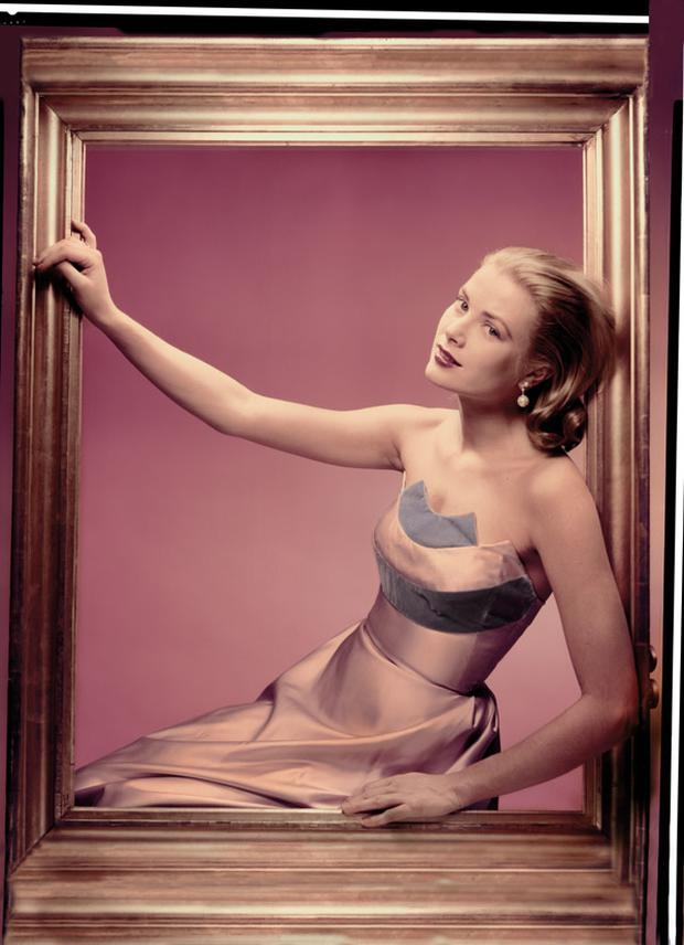 Grace Kelly. Photo: Erwin Blumenfeld 2009