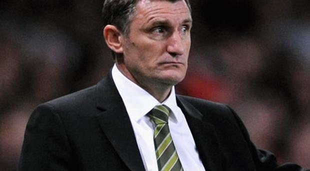 Tony Mowbray. Photo: Getty Images