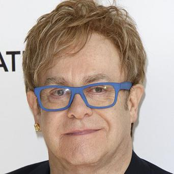 Sir Elton John will headline a concert for Ryan White