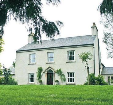 Mill House, in Co Kilkenny has an AMV of €500,000.