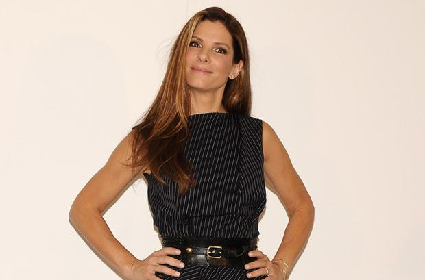 At 44, Sandra Bullock had no qualms about baring all for her role in The Proposal - even if it was with a man 12 years her junior. Photo: Getty Images
