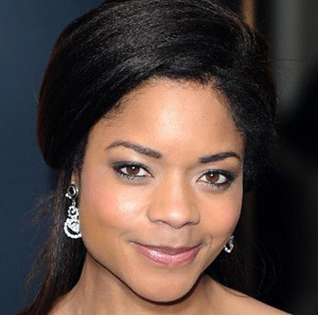 Naomie Harris is pleased people don't recognise her