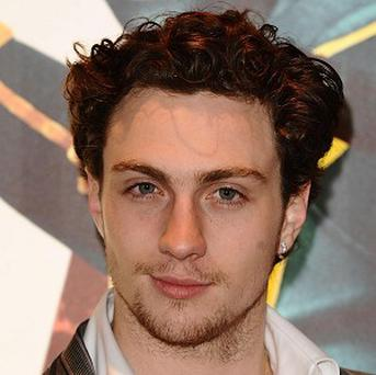 Aaron Johnson says he's an old soul deep down