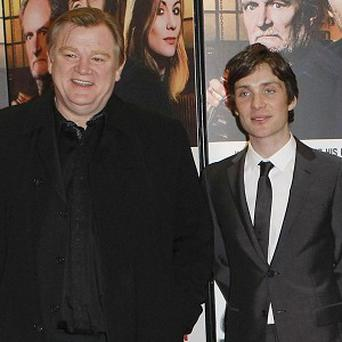 Brendan Gleeson and Cillian Murphy were fans of the dogs in Perrier's Bounty