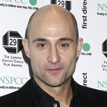 Mark Strong thinks Russell Crowe will nail his East Midlands accent