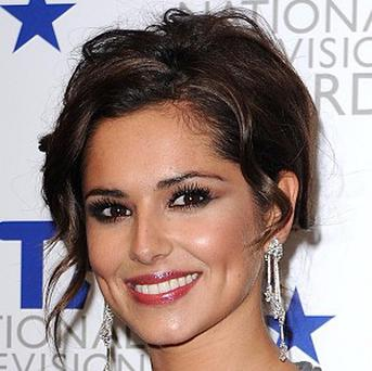 Cheryl Cole said she wasn't making a statement in the photograph