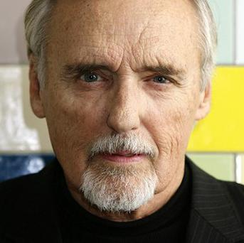 Actor and filmmaker Dennis Hopper has been given a star on Hollywood?s Walk of Fame