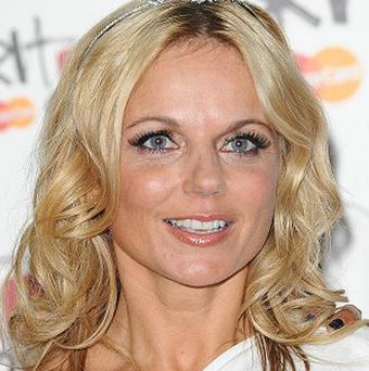 Geri Halliwell has said Robbie Williams rescued her from an eating disorder