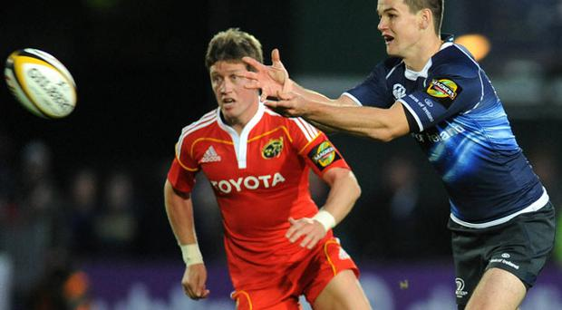 Most neutral eyes will be on the out-half battle between Ronan O'Gara and Jonathan Sexton after both players experienced mixed emotions during the Six Nations campaign
