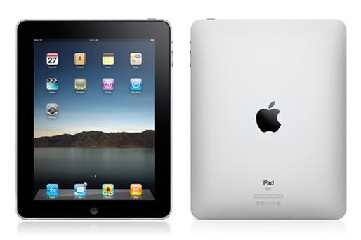 Apple iPad: 10 million units are expected to be sold this year. Photo: Apple