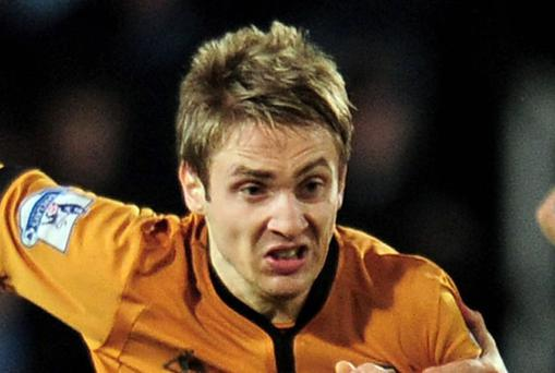 Wolves players are urged to follow Kevin Doyle's example. Photo: Getty Images