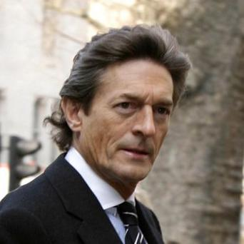 Lewis Archer (Nigel Havers) will advertise his services in The Lady