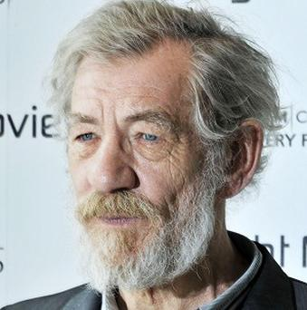 Sir Ian McKellen has been crowned the Empire Icon