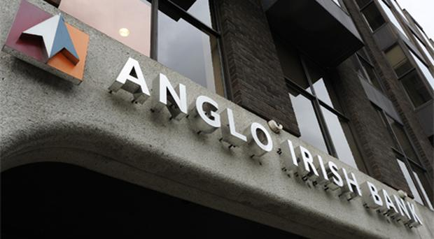 Anglo is transferring loans worth €35.6bn to NAMA. Photo: Bloomberg News