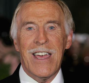Bruce Forsyth. Photo: Getty Images