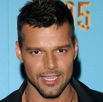 Ricky Martin has admitted he is gay
