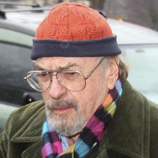 Rip Torn has denied burglary and firearms charges