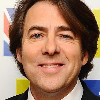Jonathan Ross has poked fun at his successor Claudia Winkleman