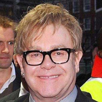 Elton John said Gnomeo And Juliet is 'a great project'