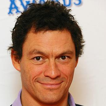 Dominic West has joked about the reasons he signed up for Centurion