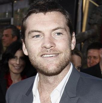 Sam Worthington felt nervous working with his Clash Of The Titans co-stars