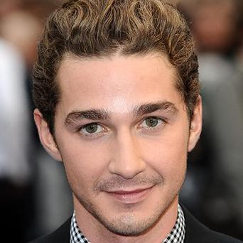 Shia LaBeouf wants a role he can get his teeth into