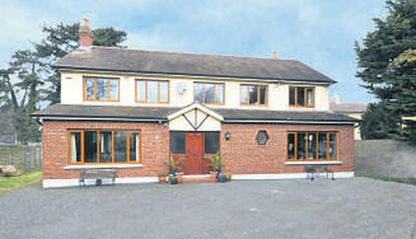 Four-bedroom detached family home