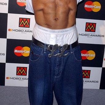 Sagging trousers give their wearers a bad image