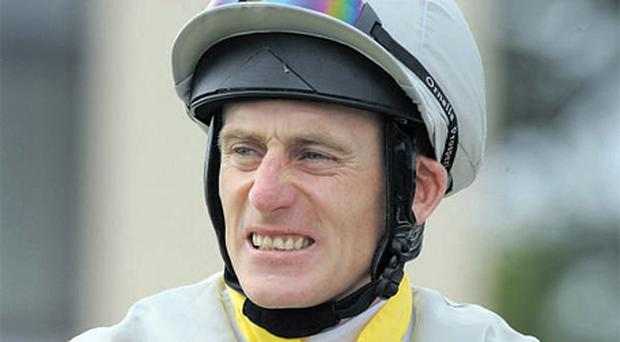 Champion jockey Johnny Murtagh could get his 2010 campaign off to a winning start with Full Of Hope at Dundalk today