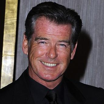 Pierce Brosnan appears in five new films this year