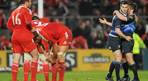 Defeat at Thomond Park to old rivals Leinster on Friday night will have sharpened the minds in Munster ahead of next weekend's crucial Heineken Cup clash with Northampton