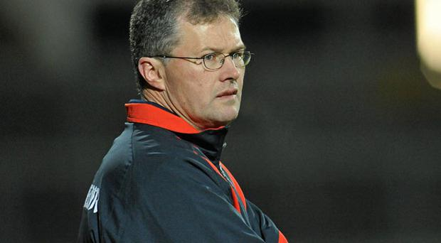 Cork boss Denis Walsh has seen a remarkable upturn in results over the past year