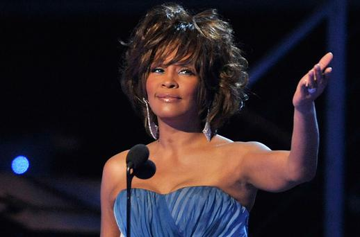 Whitney Houston has cancelled a concert in Paris due to illness. Photo: Getty Images