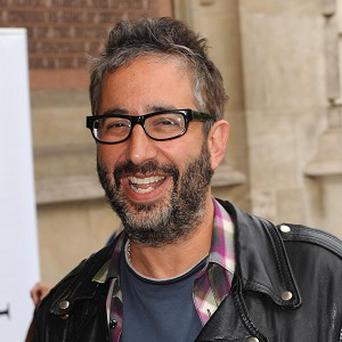 David Baddiel reckons people are too afraid to make comedy about race or religion