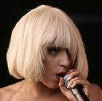 Lady Gaga has been toppled from the charts top spot by Scouting For Girls