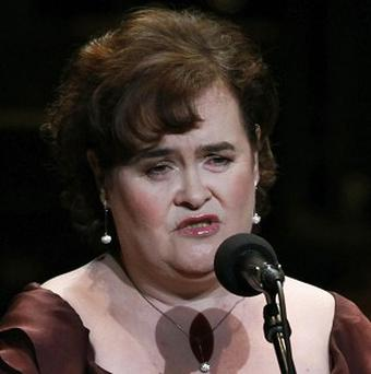 Susan Boyle says she looked like Whistler's Mother