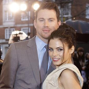 Channing Tatum and Jenna Dewan cry when they watch The Notebook